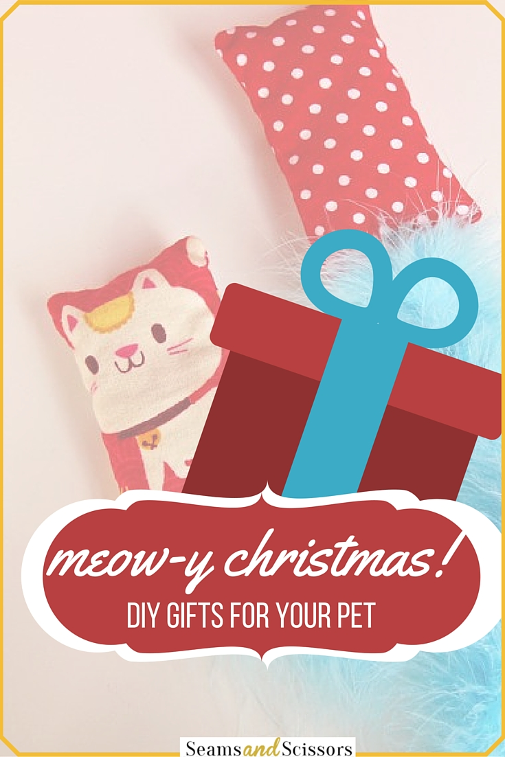 DIY Gifts for your Pet