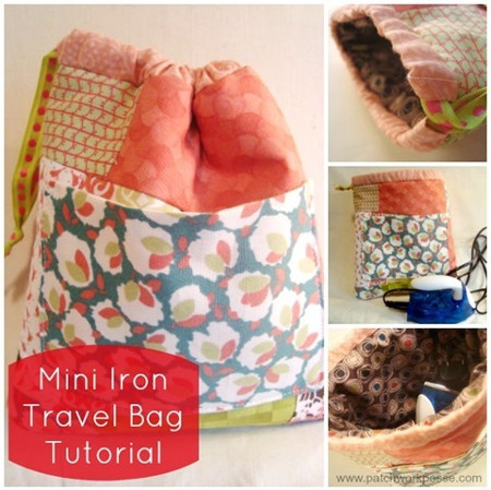 Mini Iron Carry Bag