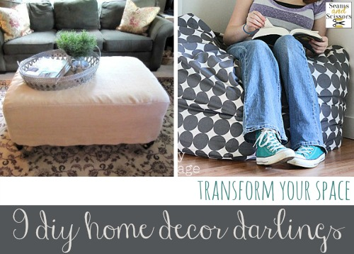 Home Decor Sewing