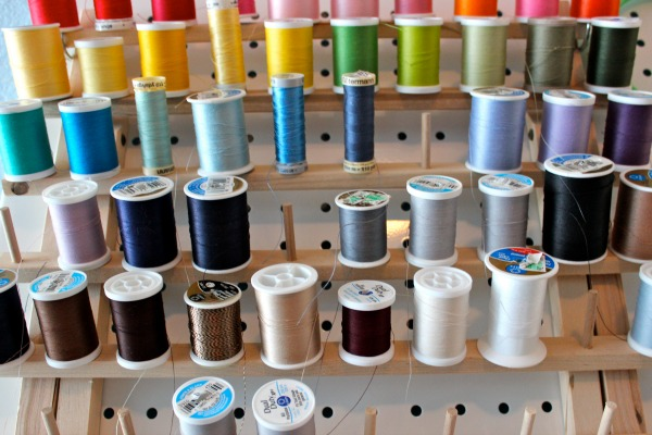 The Ultimate Thread Guide Part Two Types Of Thread Materials Simple Sewing Machine Thread Types