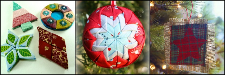 7 Fast And Festive No Sew Christmas Ornaments Seams And Scissors