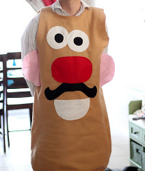 Mr. Potato Head Costume