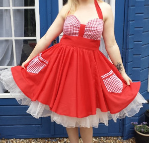 The Notebook Inspired Vintage Dress