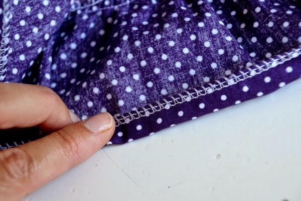 Pienkel Tiered Skirt 11