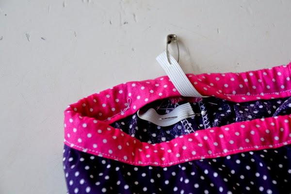 Pienkel Tiered Skirt 12