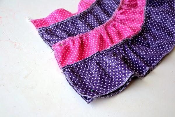 Pienkel Tiered Skirt 8