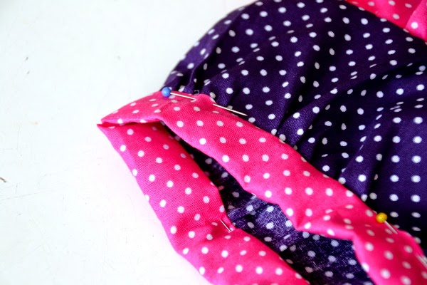 Pienkel Tiered Skirt 9