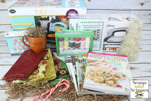 12 Days of Christmas Grand Prize Giveaway