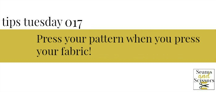 Sewing Tips and Trick Tuesday