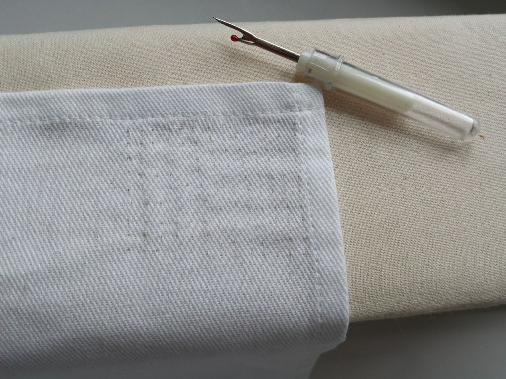 Sewing Tip How To Remove Stitch Marks From Your Fabric Seams And