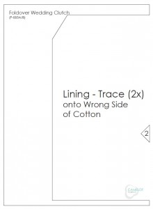 Lining Trace Wrong