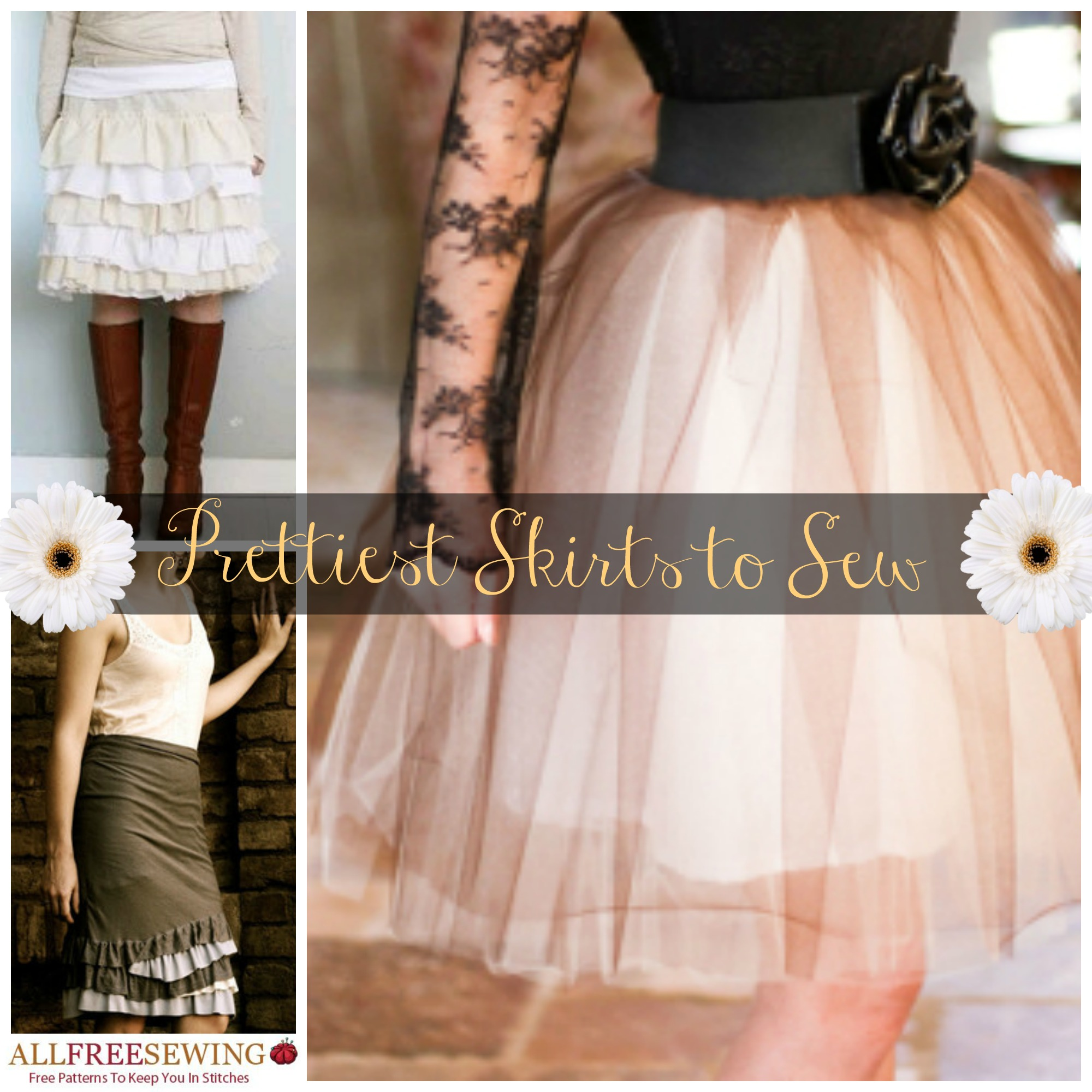 Prettiest Skirts for Summer