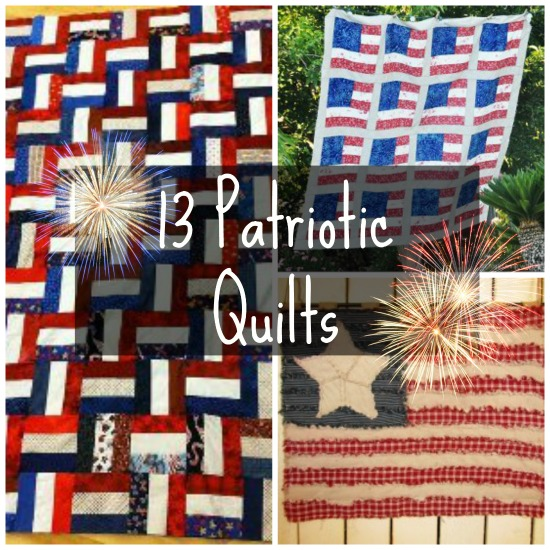 13 Patriotic Quilts Everyone Will Love Seams And Scissors