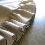 Drop Cloth Skirt