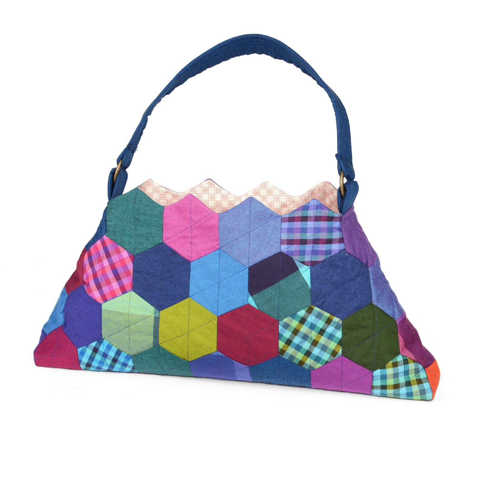 Sizzix Hexagon Purse