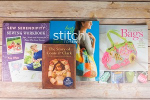 Day18-sewing-books-thread
