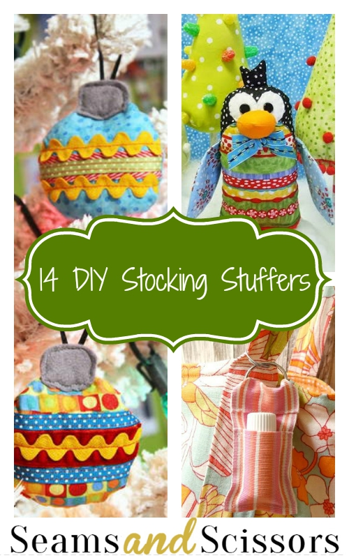 14 DIY Stocking Stuffer Ideas