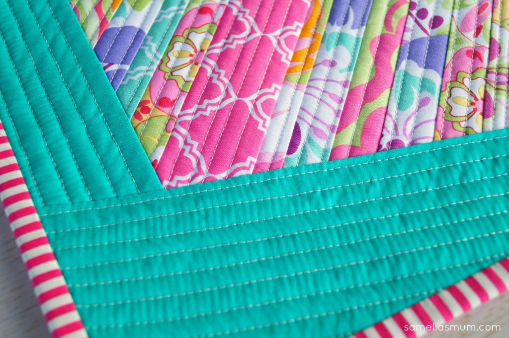 How To Sew Scrappy Placemats + GIVEAWAY - Seams And Scissors : quilted placemats - Adamdwight.com