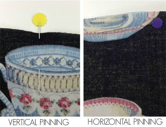 Types of Pinning