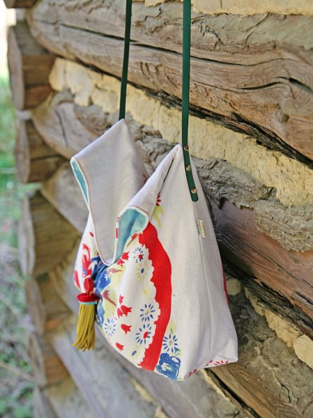 Upcycled DIY Tote Bag