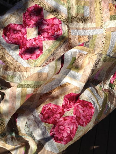 Wildflower Quilt 1