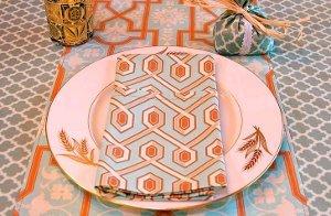 Thanksgiving DIY Napkins