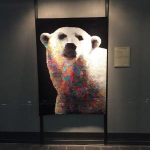 Rename Polar Bear Quilt