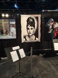 Audrey Hepburn Quilt