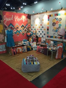 Cute Booth QM 2015
