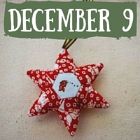 Paper Pieced Ornament