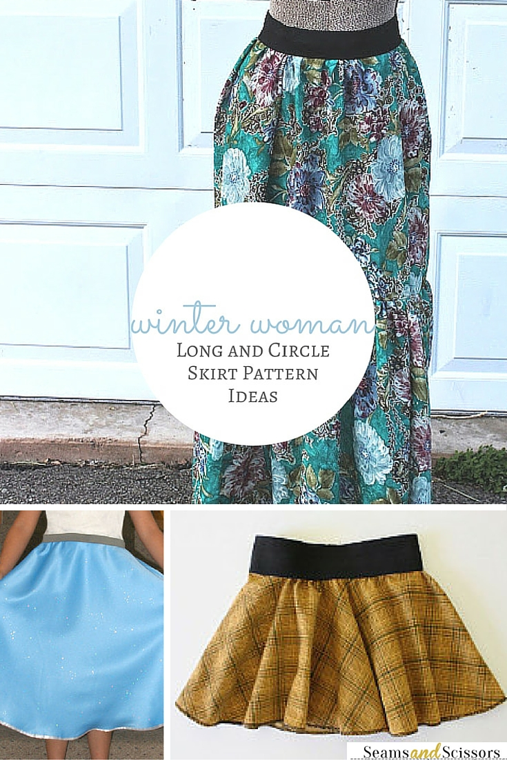 Long Skirt Patterns