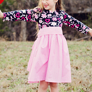 Snowy Style Free Dress Patterns For Winter Seams And