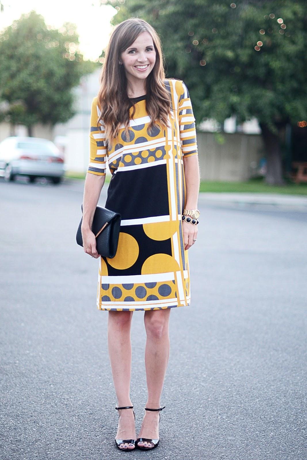 Mod Dress Pattern