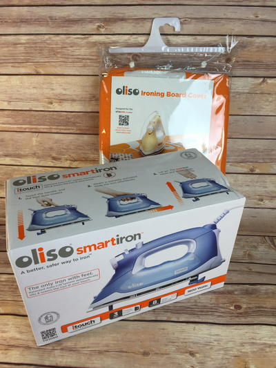 Oliso Iron Prize Package