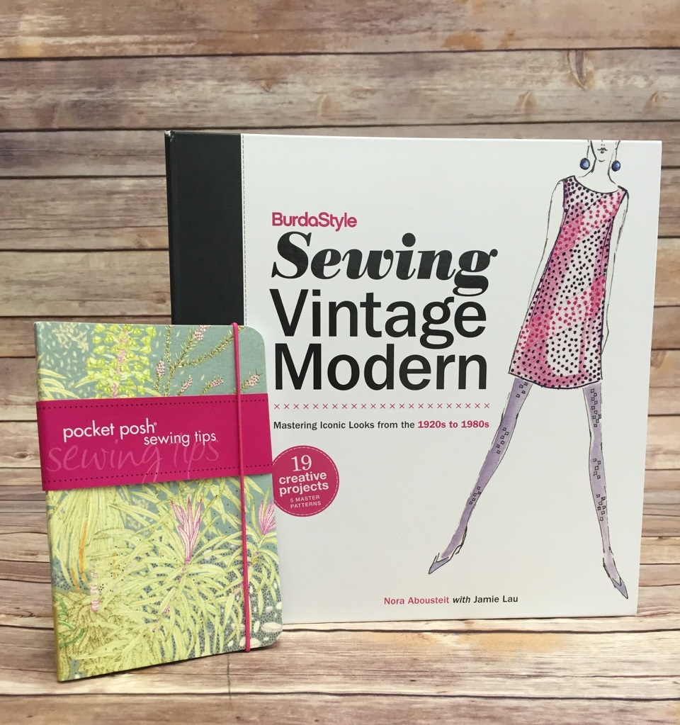 Seams and Scissors Giveaway Prize