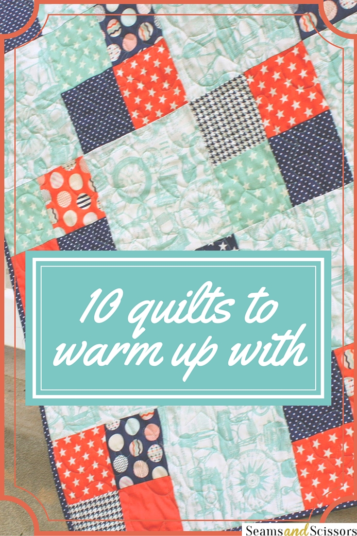 quilt patterns to warm up with