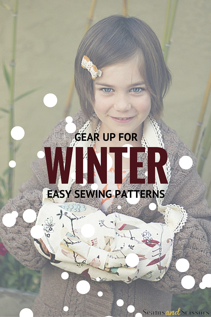winter gear sewing patterns