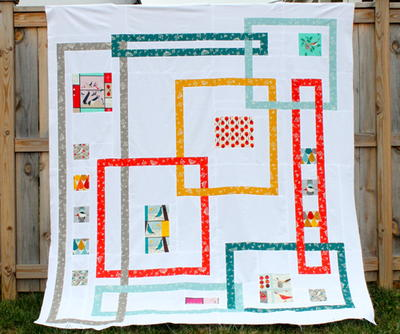 Interlock-Modern-Quilt-Pattern
