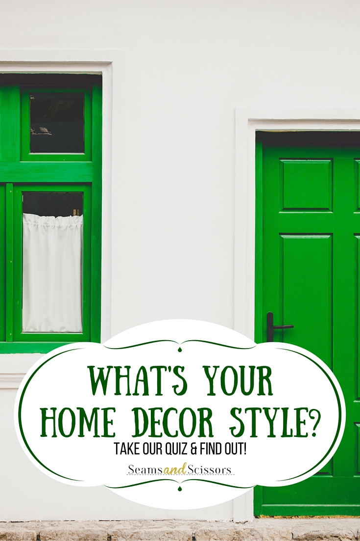 What 39 s your home decor style take our quiz seams and for Design styles for your home quiz