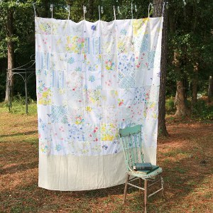 Patchwork DIY Curtains