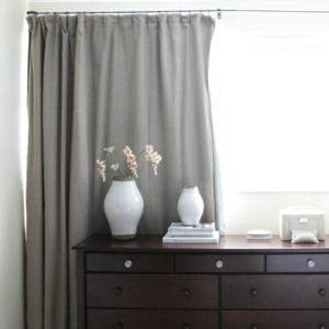DIY Curtain Pattern