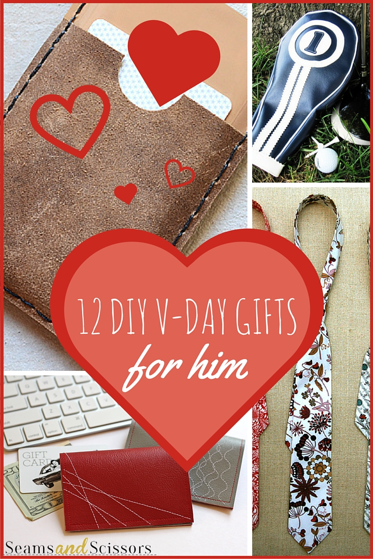 DIY V-DAY Gifts for Him