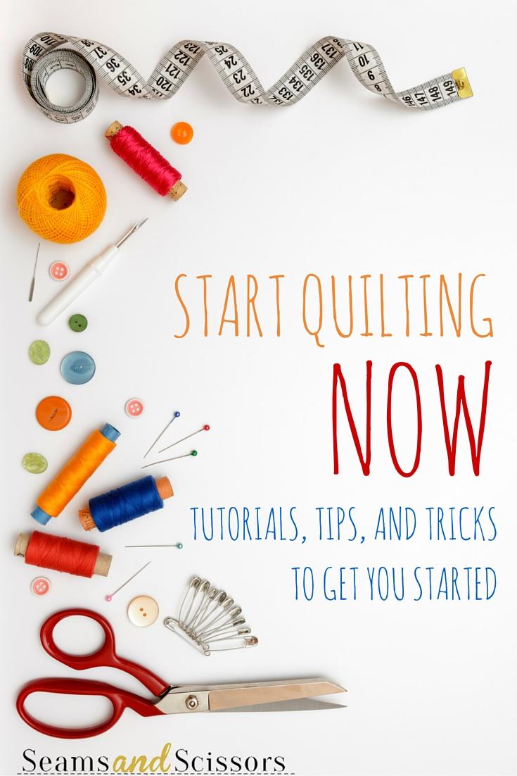START QUILTING