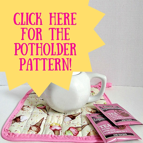 Free Potholder Pattern
