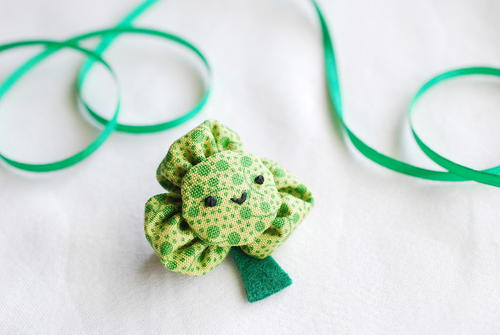 Lucky Shamrock Sewing Pattern