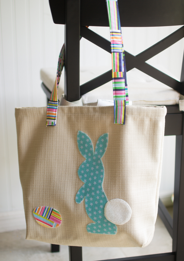 DIY Easter Bag