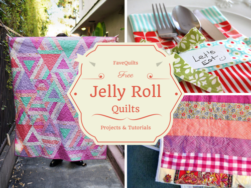 Free Jelly Roll Quilts