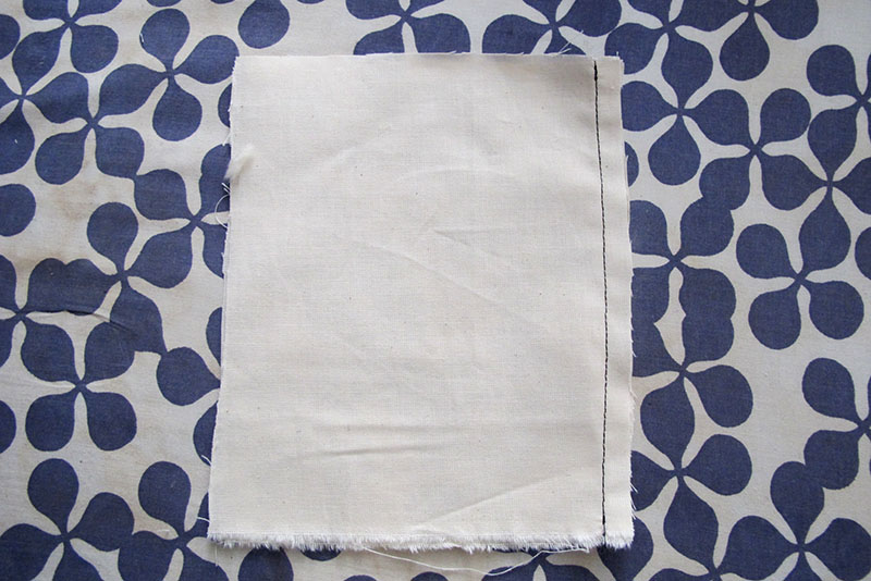Sew a french seam 4