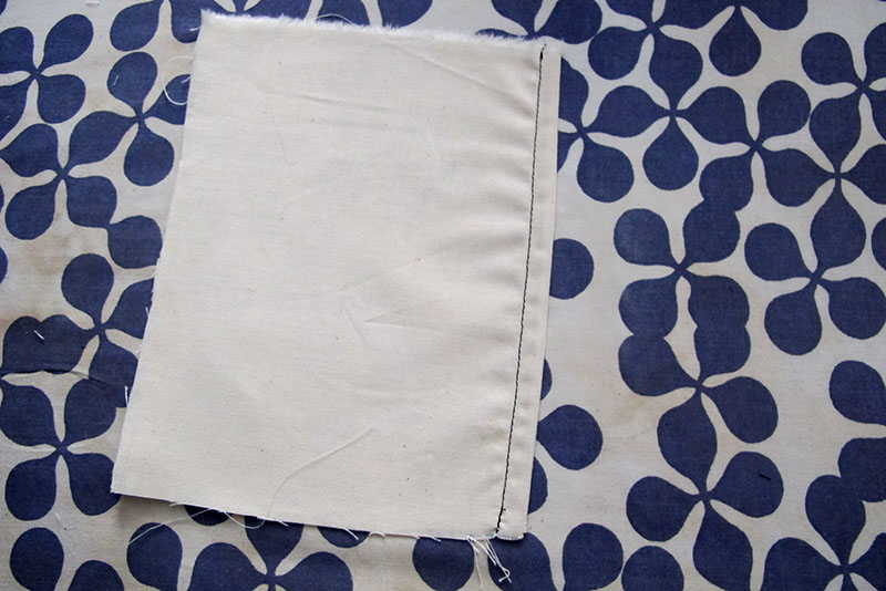 Sew a french seam 9