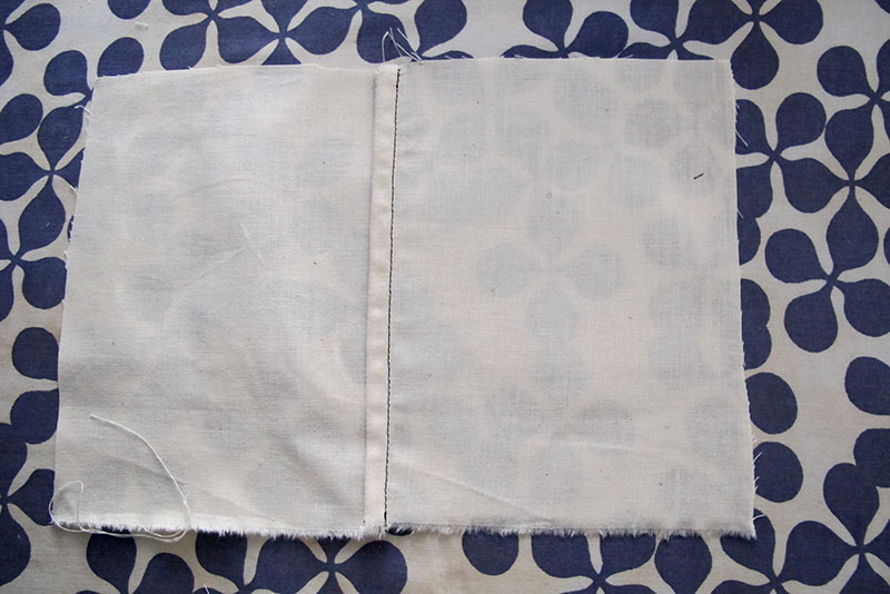 Sew a french seam 11
